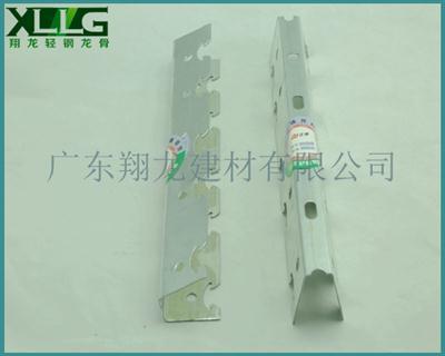广州轻钢龙骨厂家批发吊顶50卡式主骨